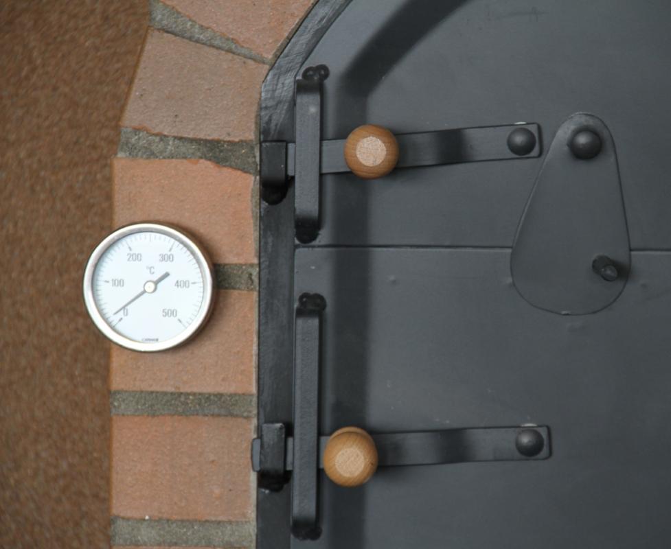 Basic mediterranean oven for Four a pain exterieur